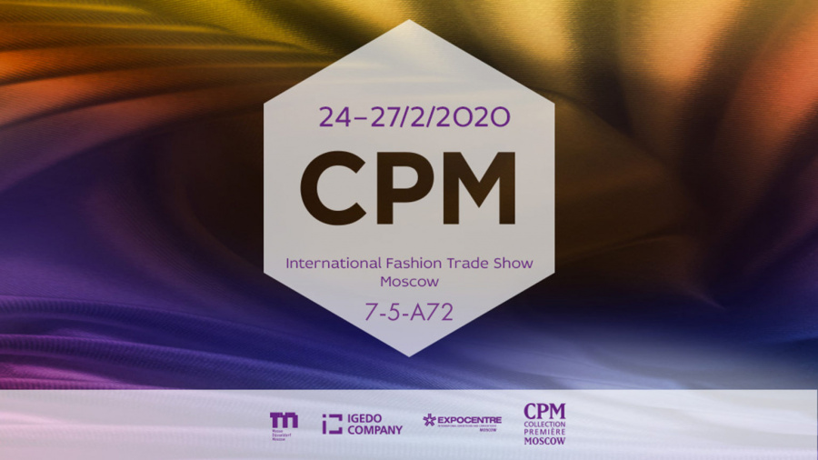 CPM - Collection Premiere Moscow 2020